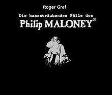 Philip Maloney Box 1 (Vol. 1-5) von Various, Graf,Roger | CD | Zustand gut