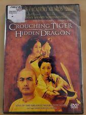 Crouching Tiger, Hidden Dragon (Dvd, 2000) Free Shipping