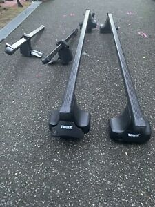 Thule roof bars Rapid System 754