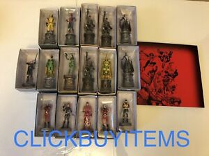 Marvel Chess Collection Figures Boxed #18 Pieces