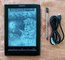 """Sony Digital Book Reader PRS-650 Touch Edition 6"""" 2GB Tested (ereader nο kindle)"""