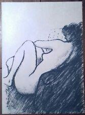 Jean Pierre Cassigneul : Lithographie Originale Signée au crayon