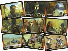Star Wars Episode 1 The Phantom Menace Ikon Australian - 60 Card Basic/Base Set