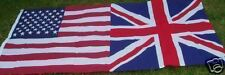 UK-American 6x3 Flag USA/Britain War on Terror British Army Afghan Business bnip