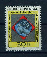 CHECOSLOVAQUIA CZECHOSLOVAKIA 1971  SC.1751  MNH Slovak Teacher´s Choir