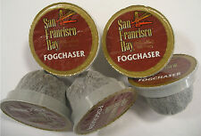 San Francisco Bay Coffee  Fog Chaser 3-12 ct packages K-cup brewers