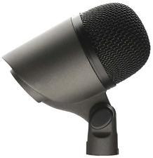 Microphone Dynamique pour Grosse Caisse Boitier Métal avec Embase Orientable