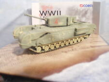 Corgi militaire ref CC 60107 Char Churchill D.day Sword Beach Box