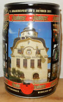 ALTENBURGER BREWERY Beer gallon from GERMANY (5 Liter)