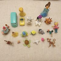 Disney Characters Small Mixed Toy Figures Bundle