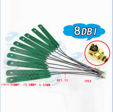 2.4G/5G/5.8G 8dbi Dual-band IPX Connector 2400-2500MHZ 4950-5850MHZ Wifi Antenna