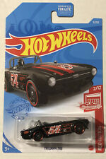 NEW IN HAND 2021 HOT WHEELS TARGET RED EDITION TRIUMP TR 6 #9/250 2/12