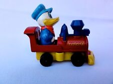TOMY  DONALD DUCK AS ENGINEER  Toy Vehicle