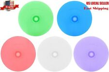 Silicone Fermenting Lids 5-Pack BPA Free Waterless Airlock Mold Free Auto Vent