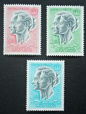 Timbre MONACO Stamp - Yvert et Tellier - Aériens n°87 à 89 n* (Cyn19)