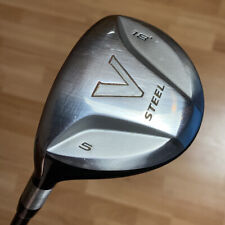 New listing Taylormade V Steel 5 Wood 18 Degree Left Hand Golf Club L Flex M.A.S.²