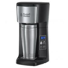 Russell Hobbs 22630 Automatic Switch Brew & Go Coffee Maker With 400ml Mug Steel