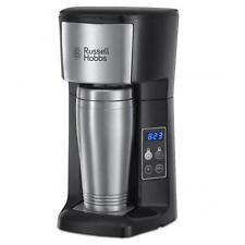 Russell Hobbs 22630 automatic switch Brew & GO CAFFETTIERA CON 400 ml Tazza in Acciaio