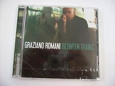 GRAZIANO ROMANI - BETWEEN TRAINS - CD SIGILLATO 2008 - SPRINGSTEEN - P. GABRIEL