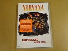 MUSIC DVD / NIRVANA - UNPLUGGED IN NEW YORK