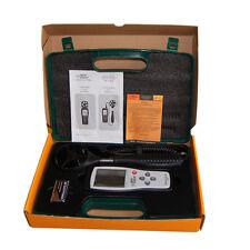 Smart Sensor AS836 Air-flow Anemometer 45m/s relative air temperatur NEW