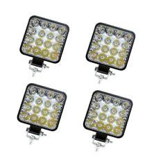 4X 48W LED LUCE FARO 12V LAMPADA DA LAVORO FARETTO AUTO BARCA CAMION KLW SUV