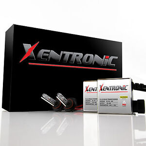 Xentronic Slim HID Kit 880 9005 9006 H1 H3 H4 H7 H10 H11 H13 6000K 5000K Xenon