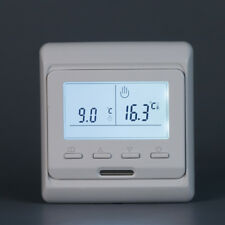 Wireless Programmable Digital LCD Heating Thermostat Temperature Controller New