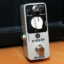 MOOER E-Lady MFL2 Classic Analog Flanger Guitar Effect Pedal 2 Modes True Bypass
