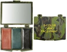 Camouflage Military Compact Face Paint (3 Color)