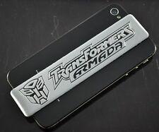Transformers Sport Optimus Metal Car Badge Emblem Sticker Decal 12cm