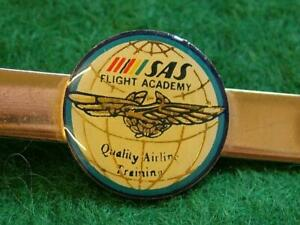 Vintage SAS (Scandinavian Airlines) Flight Acadamy Tie Pin