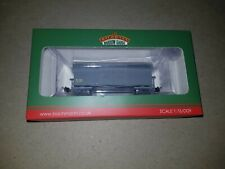 More details for oo9 bachmann narrow gauge 393-025a bogie ambulance wd grey covered goods wagon