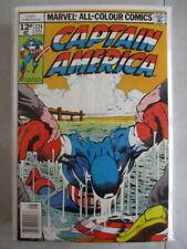 Captain America Vol. 1 (1968-2012) #224 VF UK Price Variant