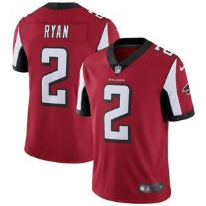 $150 NEW Nike Mens NFL Atlanta Falcons MATT RYAN #2 On Field Vapor Jersey XL