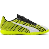 Scarpe da calcio Puma One 5.4 It M 105654 04 giallo multicolore