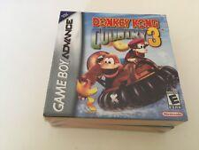 Donkey Kong Country 3 (Nintendo Game Boy Advance, 2005) - GBA NEW!