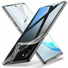 For Samsung Galaxy Note 10 / Note 10 Plus Soft Case Clear Shockproof Cover