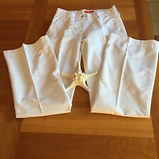 J. Lindeberg Stockholm Women's Golf Pants White 34 Casual Sporty