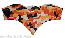 NEW WITH TAGS Airhole Unisex S1 2 LAYER FACEMASK AUTUMN CAMO HUNTING LIMITED