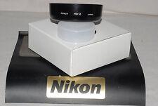Genuine Nikon HB-2 LENS HOOD Bayonet fit AF-D 35-105 lens...UK Seller