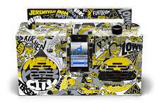Axel Pfaender Cardboard Jeremyville Berlin Boombox Mobile MP3 Player Speaker NIB