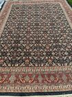 Excellent Hand Knotted Vintage Antique Multi-Color Persian Wool Rug 9x12