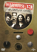 DVD:WAREHOUSE 13 - SERIES 1 TO 5 - NEW Region 2 UK