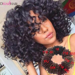 """8"""" Jump Wand Curl Jamaican Bounce Hair Crochet Braids Curly Twist Hair Extension"""
