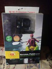 Go As Pro 4K Sports Action Camera Ultra HD DV 16MP 1080p +Full Accessory Bundle