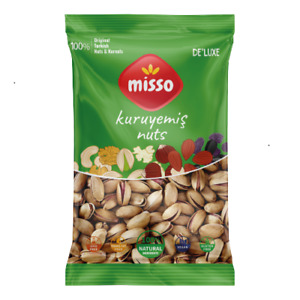 Misso Turkish Pistachios Antep Roasted Salted , In Shell (165gr/5,8oz)