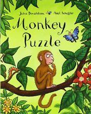 Monkey Puzzle,Julia Donaldson, Axel Scheffler- 9780333720011