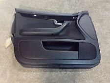 14467 H5 2001-2004 AUDI A4 B6 SALOON N/S PASSENGERS SIDE FRONT BARE DOOR CARD