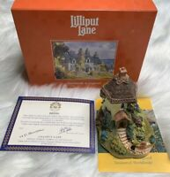 "Lilliput Lane #863 ""Honeypot Cottage"" 1996 Eng. Coll. SE w/Deed and Box England"